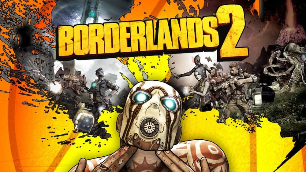 How many chapters in Borderlands 2