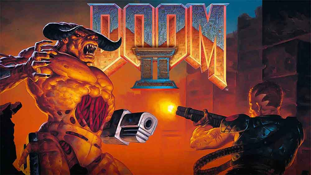 How many chapters in Doom II: Hell on Earth?