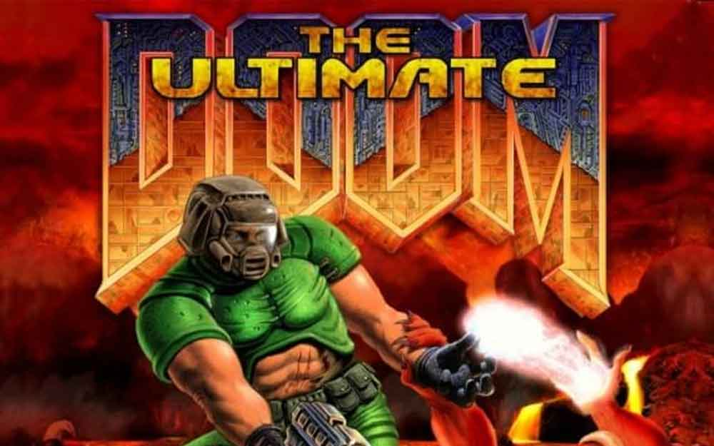 How many chapters in Ultimate Doom?