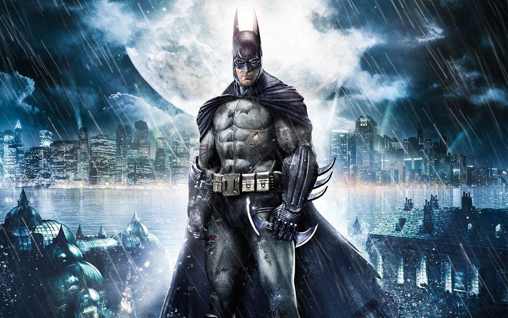 How many chapters in Batman arkham asylum
