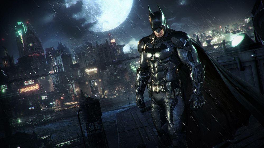 How many chapters in batman: Arkham knight