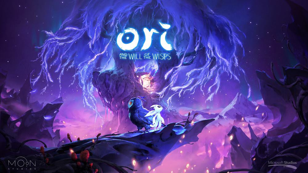 How many chapters in Ori and the Will of the Wisps
