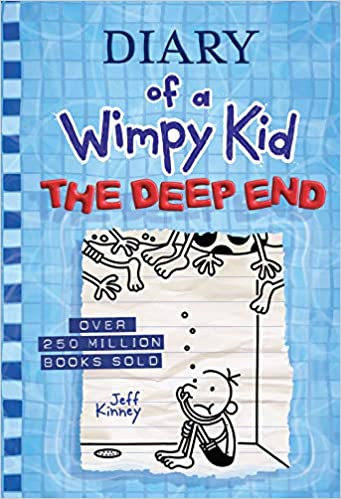 How many chapters in Diary of a Wimpy Kid: The Deep End? How long to read it?