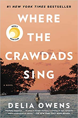 How many chapters are in Where the Crawdads Sing? How long to read Where the Crawdads Sing?