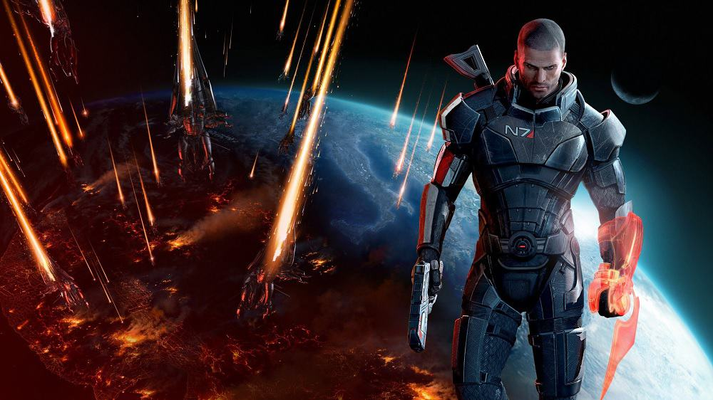 How many chapters in Mass Effect 3 ?