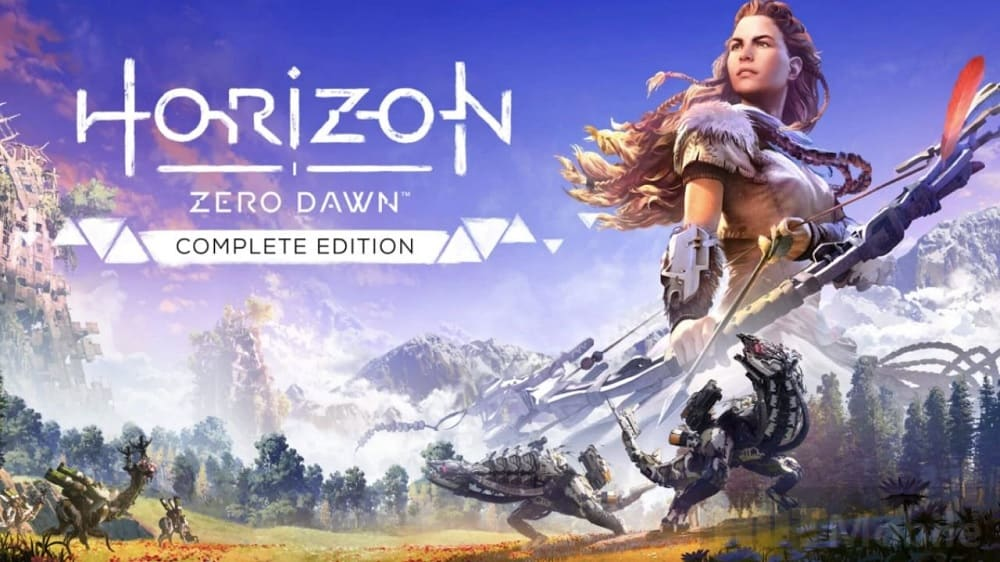 How many chapters in horizon: Zero Dawn