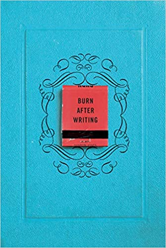How many chapters in Burn After Writing? How long to read?