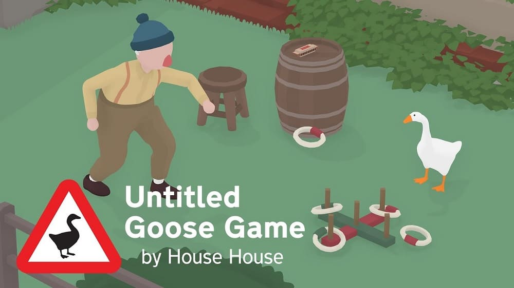 How many chapters in Untitled Goose Game ?