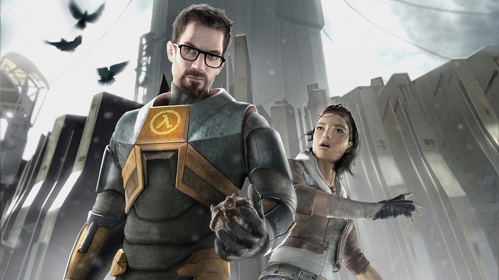 How many chapters in Half Life 2