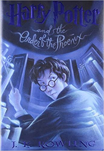 How many chapters inHarry Potter and the Order of the Phoenix? How long to read Harry Potter and the Order of the Phoenix?