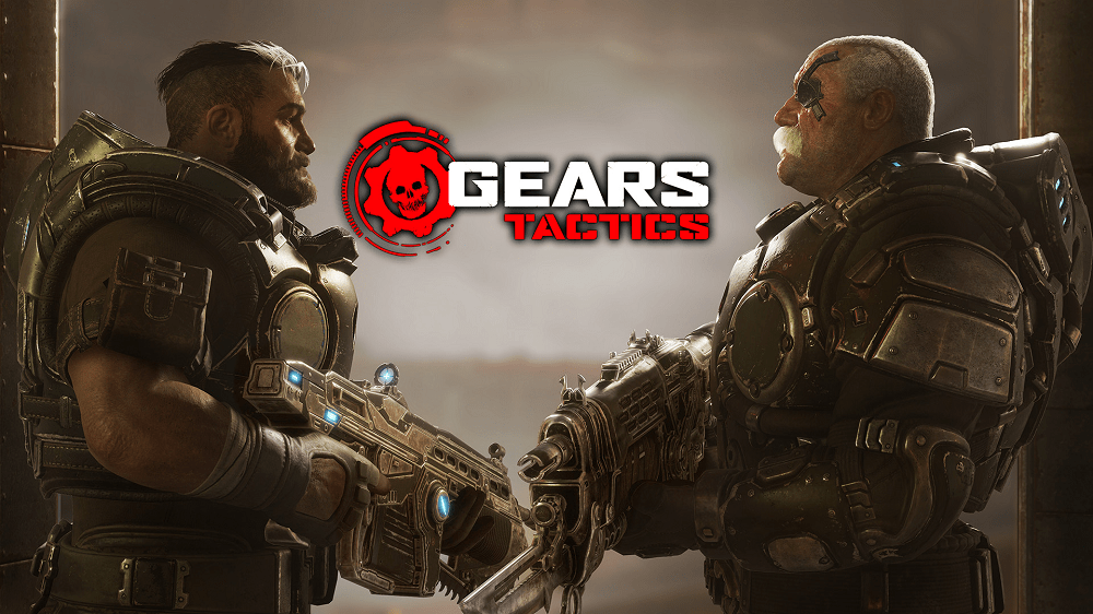 How many chapters in Gears tactics ?