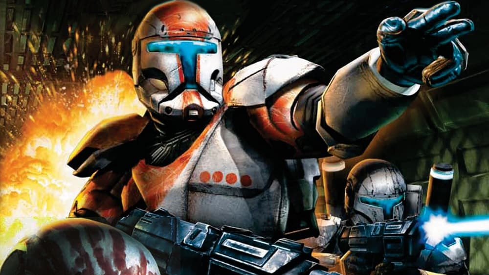 How many chapters in Star Wars: Republic Commando