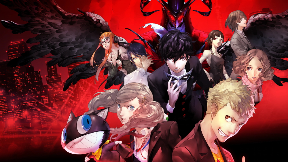 How many chapters in Persona ?