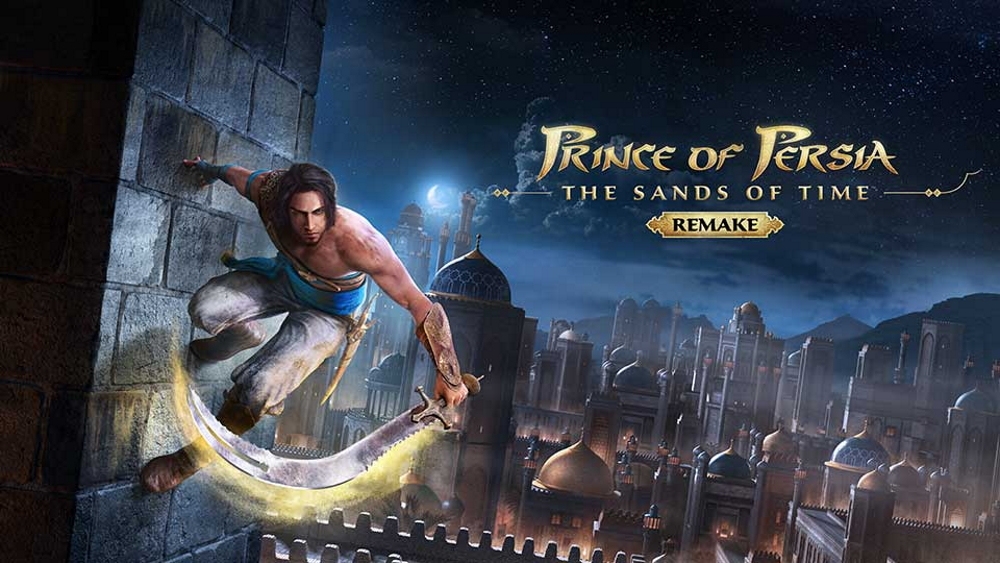 How many chapters in Prince of Persia: Sands of Time ?