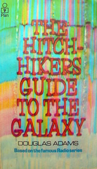 How many chapters in The Hitchhiker's Guide to the Galaxy? How long to read The Hitchhiker's Guide to the Galaxy?