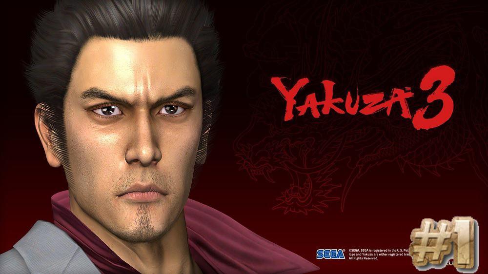 Howm many chapters in Yakuza 3