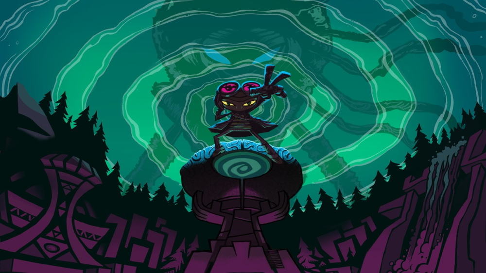 How many chapters in Psychonauts 2 ?
