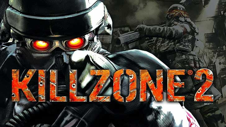 How many chapters are there in KillZone 2?