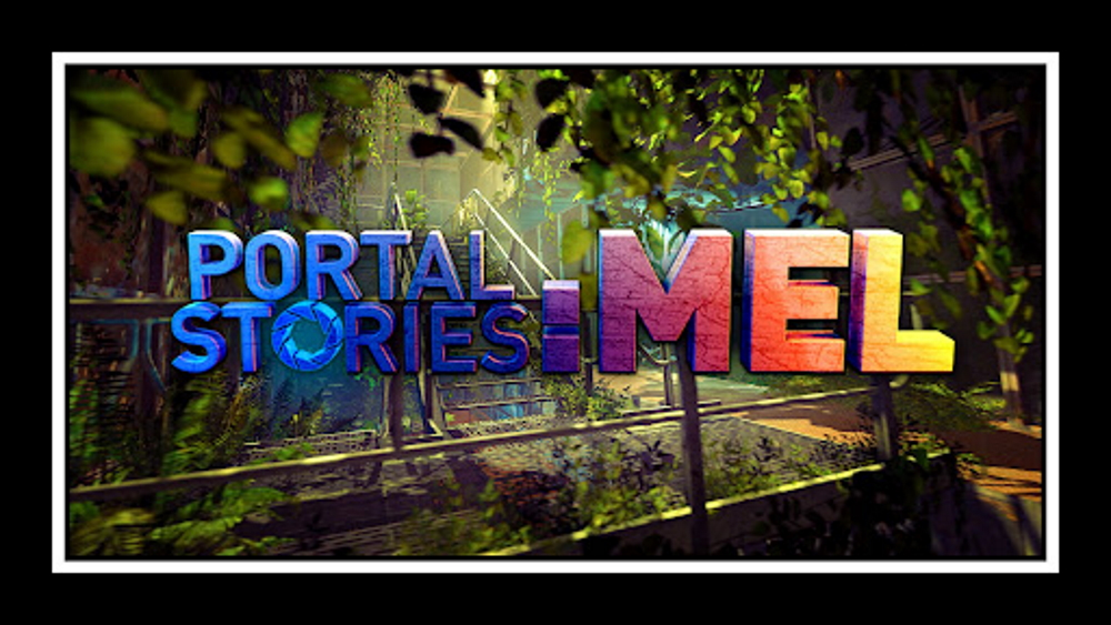 How many chapters in Portal Stories:Mel ?