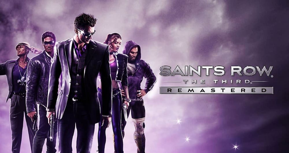 How many chapters in Saints Row The Third Remastered